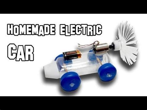 homemade electric car electrical engineering