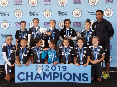 View manchester city fc squad and player information on the official website of the premier league. Manchester City 2019 - Elite Development Academy Soccer Club