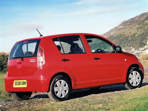 Daihatsu Sirion Picture by Daihatsu Sirion 2007 Picture 21 Of 28 1280x960