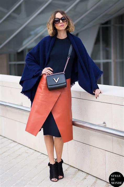 Candela Novembre by Fashion Week Fw 2015 Style Candela Novembre