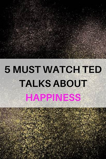 Ted Talks Happiness Project