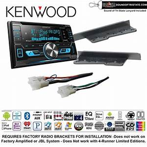 Kenwood Dpx502bt Double Din Radio Install Kit With