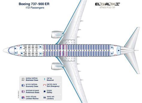 boeing 737 plan sieges rencontrez notre flotte el al airlines
