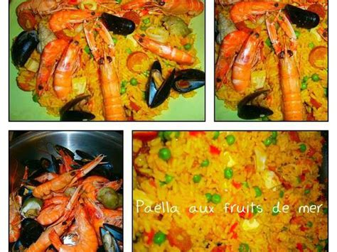 cuisine et saveur recettes de fruits de mer de saveurs et cuisine