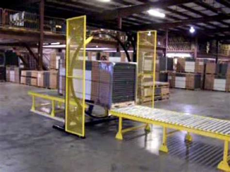 tab wrapper promotional video  palletfreight shrink wrap machine youtube