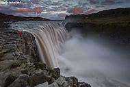 Reykjavik Iceland Waterfall