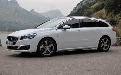Peugeot 508 Review by 2015 Peugeot 508 Review The Spain Drive