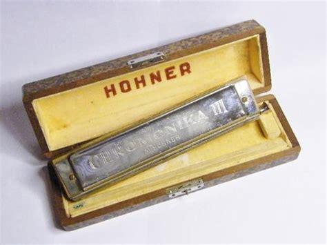 Bid Or Bay Woodwind Harmonicas Chromonika 3 Hohner Harmonica In