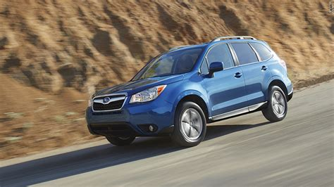 subaru forester old model best cars for older drivers
