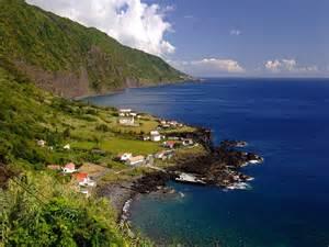 Sao Jorge Island Azores