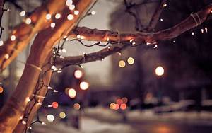 Christmas Lights And Snow Tumblr | Lamps Ideas