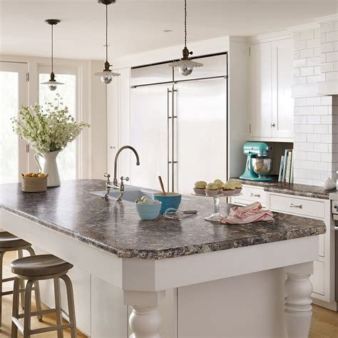 What To Have On The Clean Kitchen Counter For More