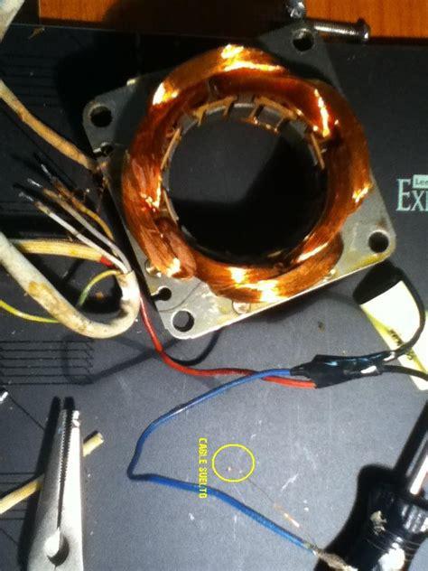 solucionado capacitor de ventilador desconectado de la bobina yoreparo