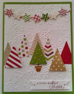 pennant punch christmas trees and stars
