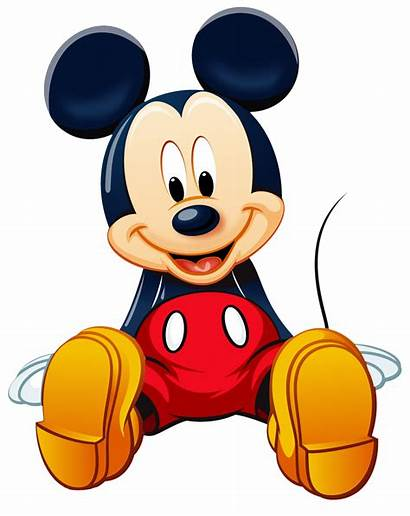 Mickey Mouse Clipart Button Broken Working Copyright