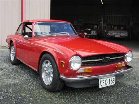 1971 Triumph TR6 - Collectable Classic Cars