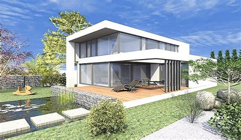 Modernes Haus by Modernes Haus 2 Minecraft Project