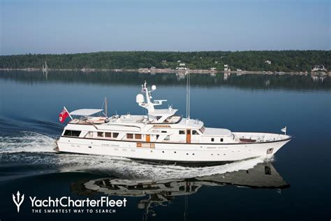 Yacht Yes by Yes Yacht Feadship Yacht Charter Fleet