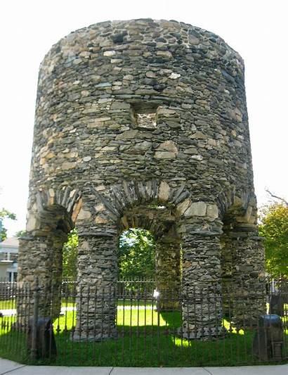 Newport Tower Rhode Island Viking Mystic Called
