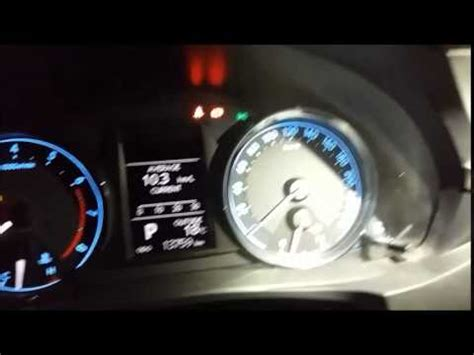 toyota corolla dashboard lights adjusting dashboard light intensity toyota corolla 2014