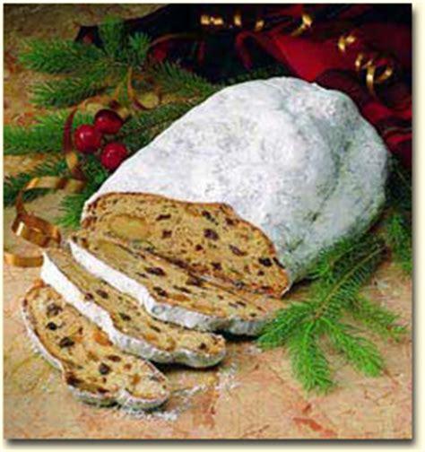 spécialité allemande cuisine recette christstollen le gâteau de noël traditionnel allemand