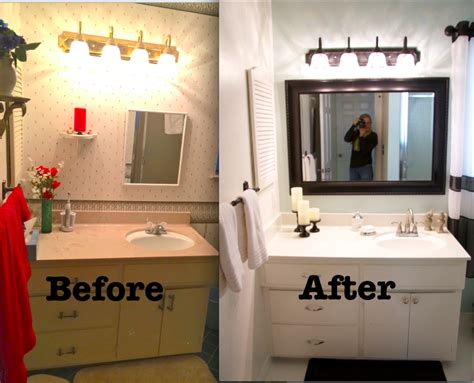cheap bathroom remodeling ideas leaving the ivory tower budget bathroom remodel