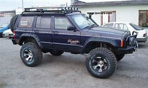 Jeep Cherokee 4 0 2000 Technical Specifications