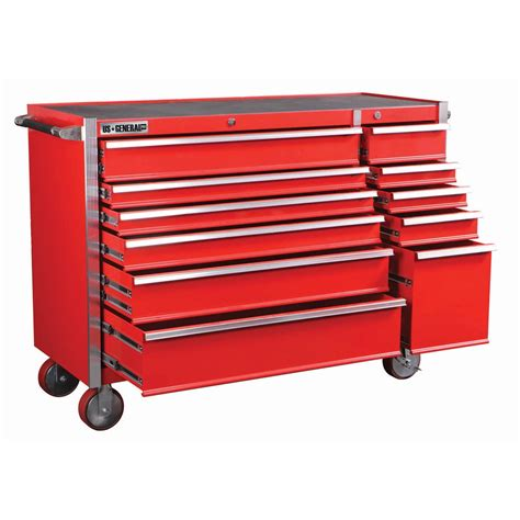 roller cabinet tool box harbor freight us generals 56 tool box chest roller