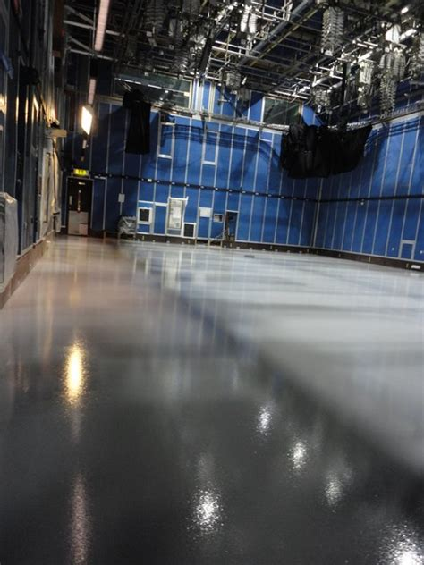 linoleum flooring northern ireland studio b bbc northern ireland belfast elgood television studio floors