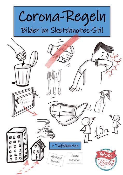 Lapbook minibuch faltform 9 pdf lapbook vorlagen lesewerkstatt. Corona: Sketchnotes-Bilder und Tafelkarten (Cliparts, png ...