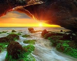 Beautiful Sunsets Nature Water