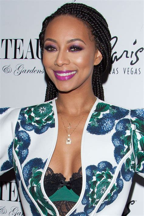 Keri Hilson Hosts A New Year S Celebration At Chateau