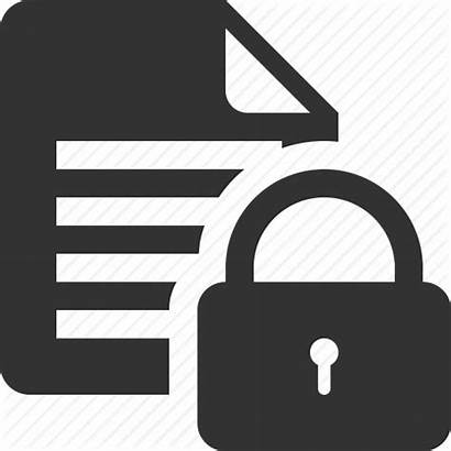 Data Document Lock Icon Security Secure Password