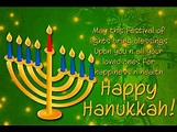 Hanukkah Prayers: Blessings on the Menorah - Texts and ...