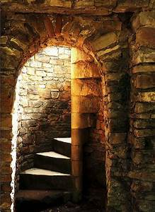 Medieval castle staircase | We Heart It | castle, medieval ...