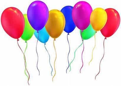 Balloons Clip Clipart Balloon Transparent Birthday Ballon