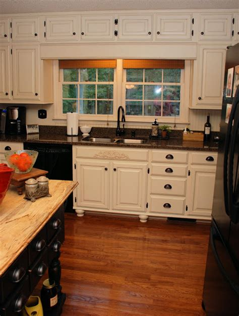 old oak cabinets painted white remodelaholic from oak kitchen cabinets to painted