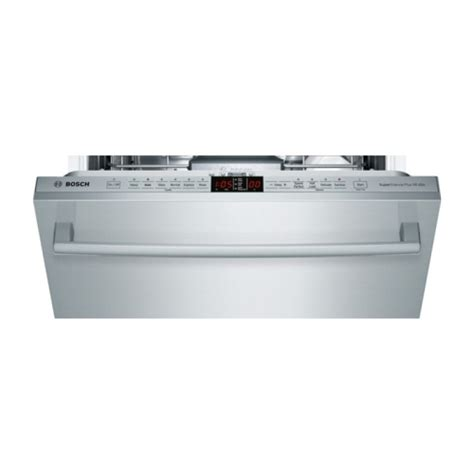 Bar Dishwasher by Bosch Shx9pt75uc 24 Quot Bar Handle Dishwasher Benchmark