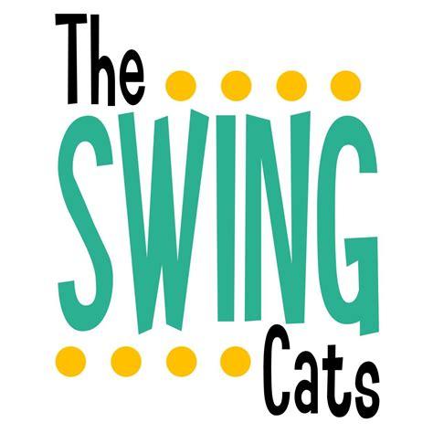Croppedtheswingcatslogocolorjpg The Swing Cats