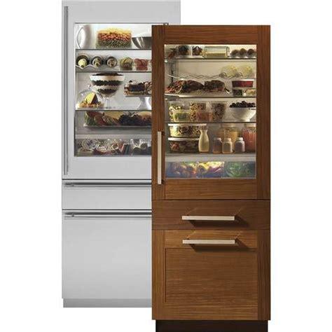 monogram  cu ft bottom freezer built  refrigerator  pacific sales