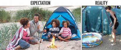 Camping Enjoying Buzzfeed