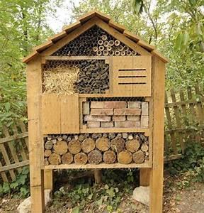 Fabriquer Un Hotel A Insecte : s jour tous frais compris pour un h tel insectes ~ Melissatoandfro.com Idées de Décoration