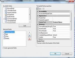 aspnet use template field to display data in gridview in With template field in asp net