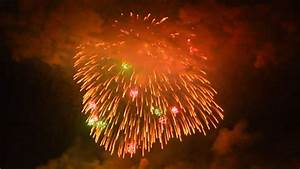Boom  Watch The World U2019s Largest Aerial Firework Shell