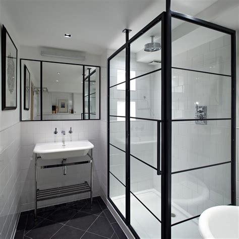 splendid shower enclosure ideas amazing ideas  black