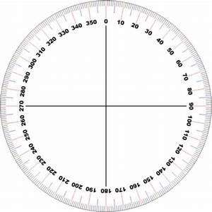 Printable Compass Degrees  Printable Paper Sundials