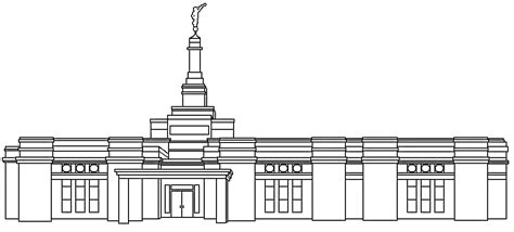 deseret home temple coloring sheets