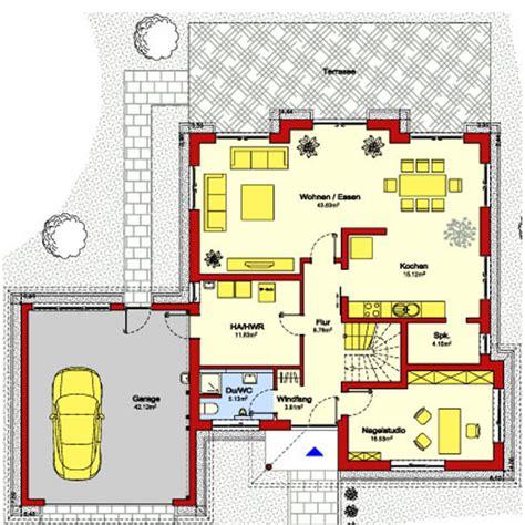 Hausgrundrisse Ohne Keller grundriss haus ohne keller mit garage wohn design
