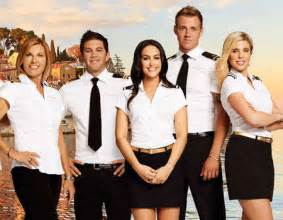 below deck mediterranean sets sail for season 2 with triangles drama and blood galore