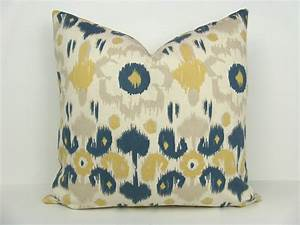 top yellow and blue decorative pillows with request a With blue green and yellow throw pillows